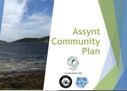 Assynt Community Plan cover image