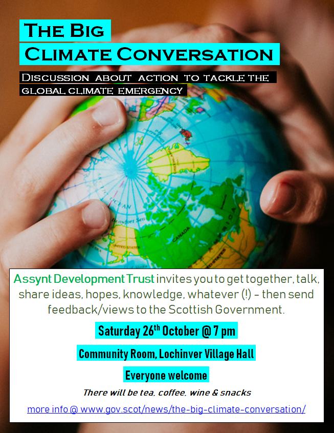 Climate Conversation Colour
