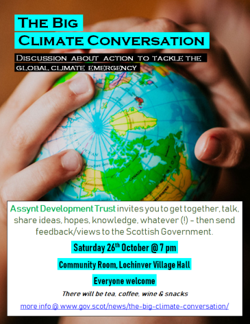 Climate Conversation Colour