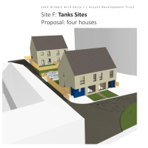 tanksite houses image from final report