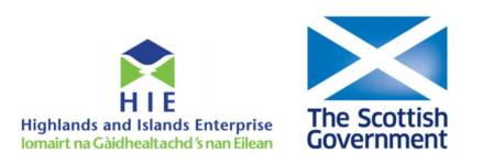 HIE & govt logos